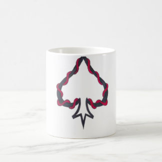 "Brutal Muse ""Blood Ribbon"" Coffee Mug"