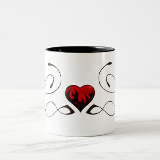 "Brutal Muse ""Heartvenom"" Coffee Mug"