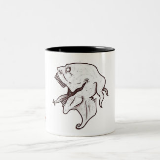 """Brutal Muse """"Terrophize"""" Coffee Mug w/color inner"""