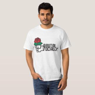 Brutal Socialist value tee shirt