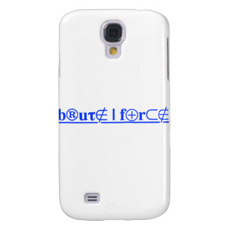brute force samsung galaxy s4 cover