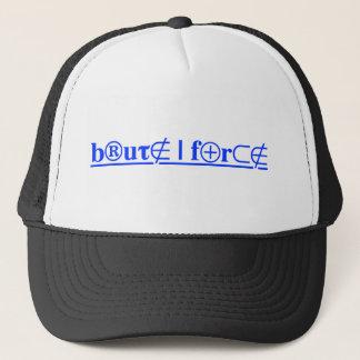 brute force trucker hat