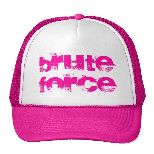 Brute Force Trucker Hats