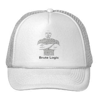 Brute Logic Avatar Trucker Hat