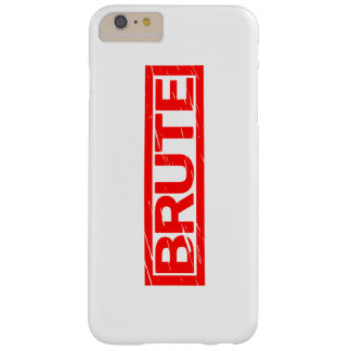 Brute Stamp Barely There iPhone 6 Plus Case