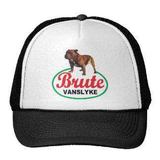 Brute VanSlyke Mack Style Logo Trucker Hat