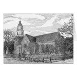 Bruton Parish Church, Williamsburg, Virginia Card