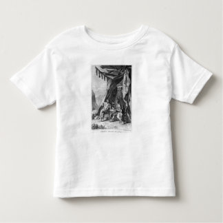 Brutus and Cassius in Brutus's Tent Tee Shirt