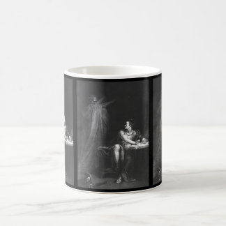 Brutus and the Ghost of Ceasar Coffee Mug