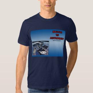 Brutus Is Astronaut Shirt