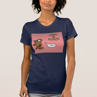 Brutus Is Platypus T-Shirt