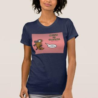 Brutus Is Platypus T-shirts