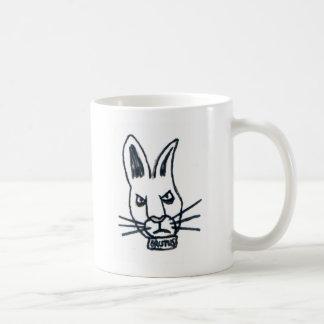 Brutus the Rabbit That Changed the World Coffee Mug