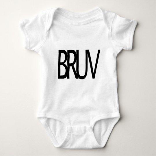 Bruv Baby Bodysuit