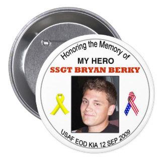 Bryan Berky Memorial Button