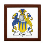 Bryan Family Crest Gift Boxes