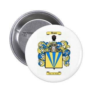bryan (irish) pinback button