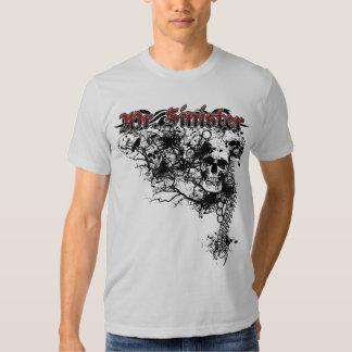 "Bryan ""Mr. Sinister"" Kemp MMA Fighter Shirt"