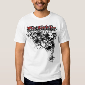 "Bryan ""Mr. Sinister"" Kemp MMA Fighter Tee Shirt"