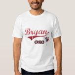 Bryan Ohio City Classic T Shirt