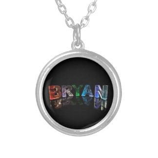 Bryan - Popular Boys Names in Lights Pendants