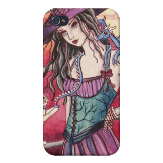 Bryanne - Witch Dragon - iPhone Case iPhone 4/4S Cases