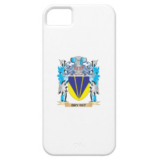 Bryant Coat of Arms iPhone 5 Cases