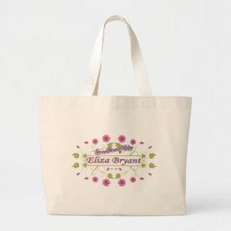 Bryant ~ Eliza Bryant / Famous USA Women Canvas Bag
