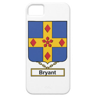 Bryant Family Crest iPhone 5 Covers