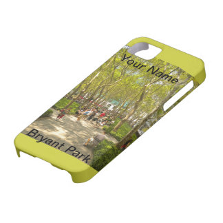 Bryant Park iphone5 hardshell case