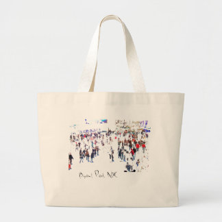 Bryant Park, NYC Canvas Bags