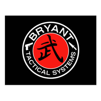 Bryant Tactical Systems Postcard