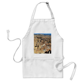 Bryce Amphitheater, Bryce Canyon National Park, Ut Adult Apron