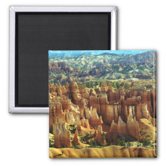 Bryce Canyon 2 2 Inch Square Magnet