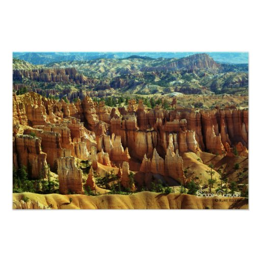 Bryce Canyon 2 Posters
