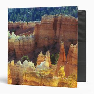 Bryce Canyon 3 Ring Binder