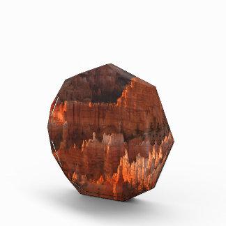 Bryce Canyon Acrylic Award