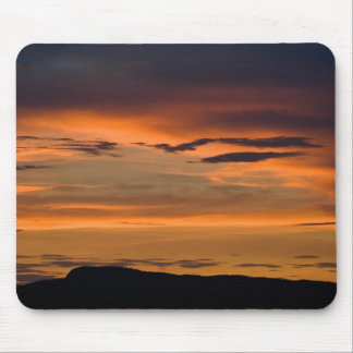 Bryce Canyon Afterglow Mouse Pad