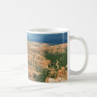 Bryce Canyon Amphitheater Hoodoos Panorama Coffee Mug