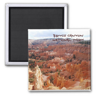Bryce Canyon Ampitheater 2 Inch Square Magnet