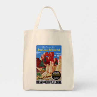 Bryce Canyon Tote Bags