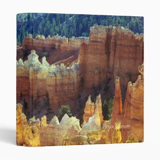 Bryce Canyon Binder
