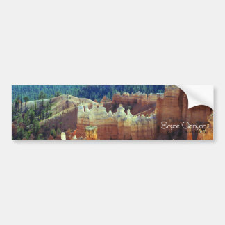 Bryce Canyon Bumper Sticker