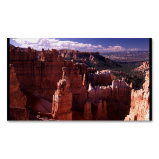 Bryce Canyon Business Card Magnet