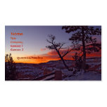 Bryce Canyon Business Card Templates