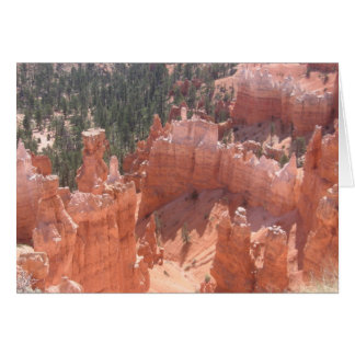 Bryce Canyon Card