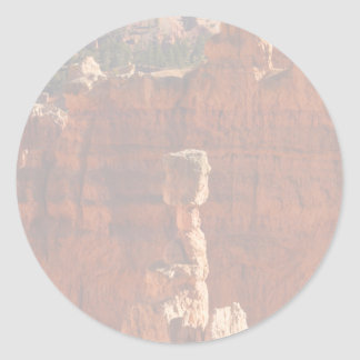 Bryce Canyon Classic Round Sticker