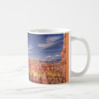 Bryce Canyon Coffee Cup Classic White Coffee Mug
