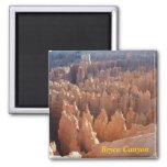 bryce canyon fridge magnet