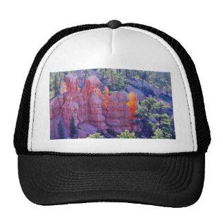 Bryce Canyon Glowing Hats